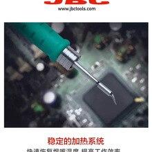 JBC C210-031 C210-030 C210-033 C210027 паяльное жало для мобильного телефона пайки печатных плат Ремонт паяльник