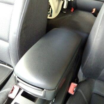 Car Armrest Cover Accessories Interior Arm Rest 1 PC Storage Box Lid Cover  For A4 B6 B7 2001-2008 Center Console Auto center console armrest storage box for 2019 chevy silverado 1500 gmc sierra 1500 useful auto interior accessories