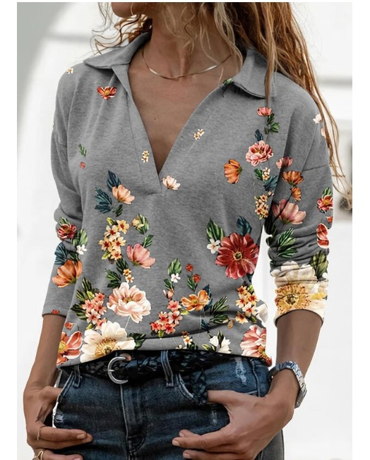 Aprmhisy Graphic Shirts Women Autumn New Long Sleeve Casual Streetwear Blouse Shirt Blusas Femininas 17