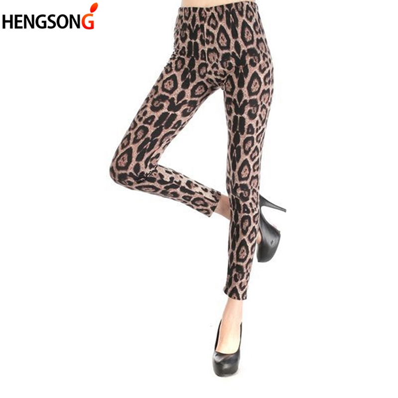 High Waist Leopard Printing Yoga Pants Women Sportswear Fitness Clothing 2020 Athleisure Sexy Yoga Pants Activewear Pants