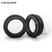 Bicycle Fork Dust Seal 32mm-36mm Seal &Foam Ring for Fox/Rockshox/Magura/X-fusion/Manitou Fork Repair Kits
