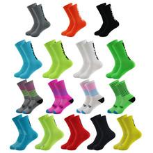 2019 Coolmax Men Women Cycling Socks Breathable Outdoor Sport Basketball Running Football Summer Socks Hiking Climbing socks cheap CN(Origin) Knee-High