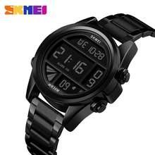 Часы наручные skmei мужские с креативным циферблатом модные