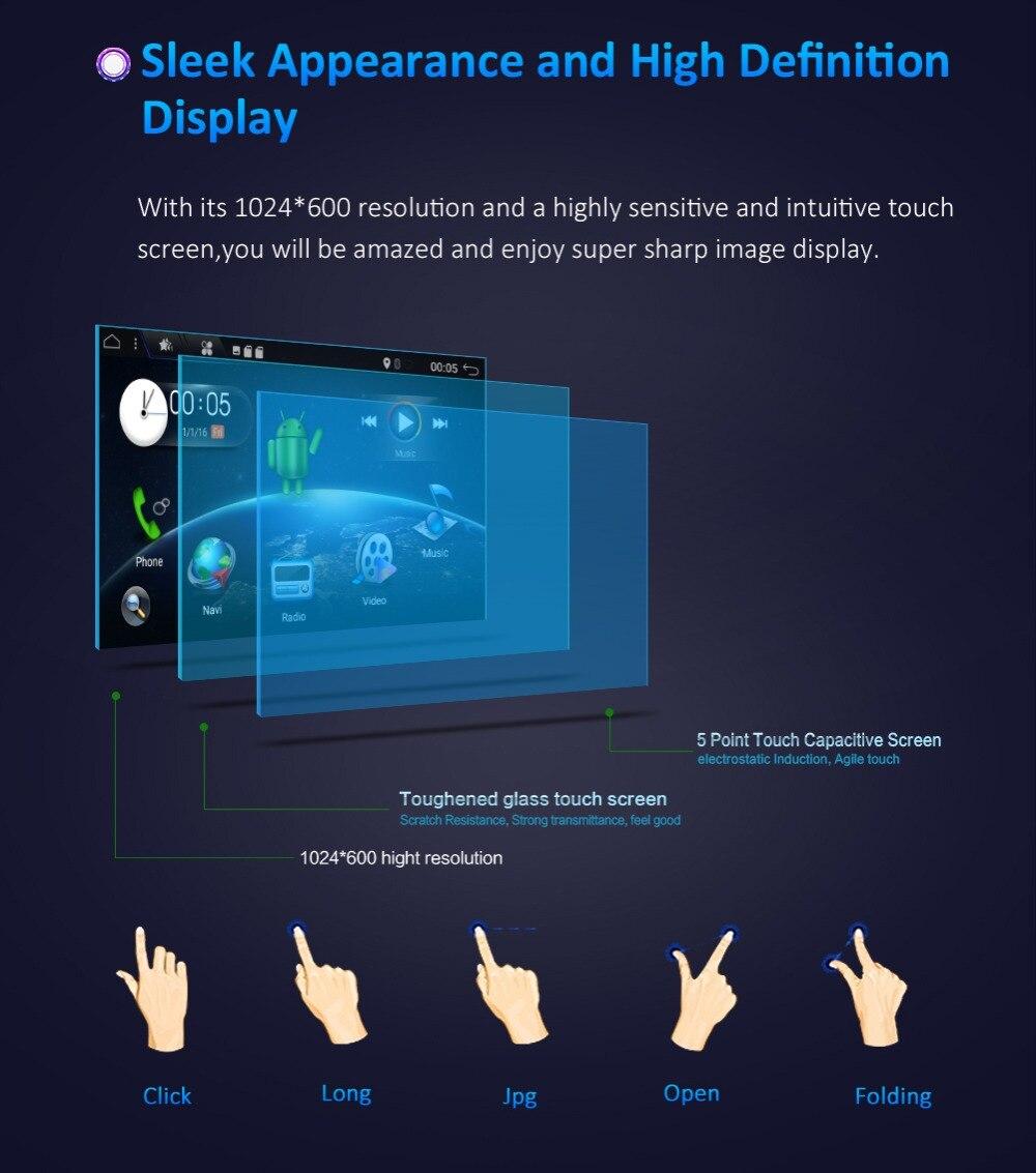 ديفيدي الروبوت HD بوصة 4