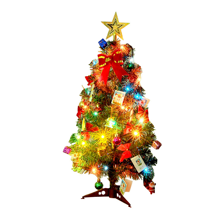 Mini Christmas Tree Decoration For New Year Christmas Tree Pendant Christmas Tree Gift for Kids HM28 (2)