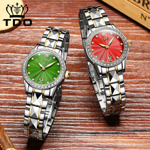 Fashion Women's Watches Top Brand Luxruy OLEVS Automatic