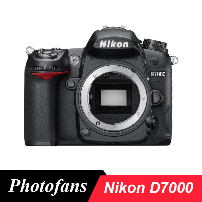 Nikon D7000 DSLR Cameras (New)