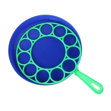 Новое пузырчатое блюдо, большое пузырчатое средство, мыло, пузырчатое мыло, набор для выдува, игрушки на открытом воздухе, подарки