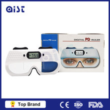 Optometry Pd Meter Ophthalmic Eye Pupil Distance Measuring Ruler Optical Pupilometer Cp30
