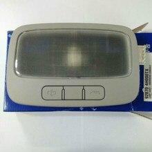 OEM 928704H000TX Gray O/HEAD Console Lamp For 07 15 Hyundai i800 iMax H1 Starex LAMP ASSY O/HEAD CONSOLE