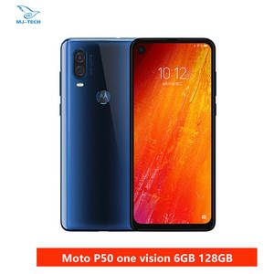 Motorola P50 6GB 128GB Adaptive Fast Charge Octa Core Face Recognition/fingerprint Recognition