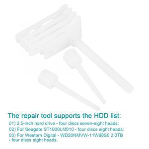 "Image 5 - เปลี่ยนฮาร์ดไดรฟ์หัวหัวเครื่องมือหวีสำหรับ 4 แผ่น 2.5 ""HDD WD20NMVW 11W68S0 Hard Drive"
