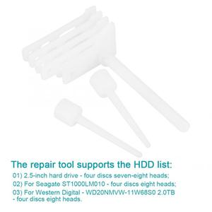 """Image 5 - Replacement Hard Drive Head Tool Head Comb For 4 disc 2.5"""" HDD WD20NMVW 11W68S0 Hard Drive"""