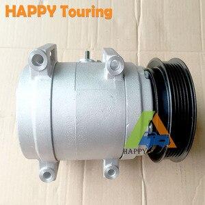 Image 3 - SP17 compressor de ar condicionado para CHEVROLET CAPTIVA 2.0 20910245 93743410 96629605 96861884 4803454 4813543 8FK351340461