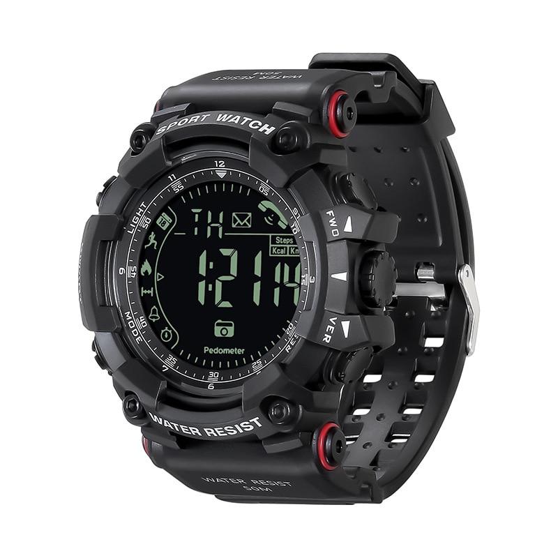Men's Waterproof Electronic Outdoor Watch Luminous Smart Watch Outdoor Fishing Waterproof Bluetooth Smart Watch Smart Watch