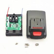 HENGCHANG – boîtier de batterie pour outils électriques 18V, avec BMS 2mos, pour tournevis électrique sans fil 21v, Mini perceuse, Pcb