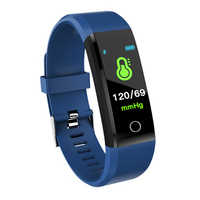 Bracelet intelligent fitness tracker montre intelligente santé fréquence cardiaque pression artérielle étanche Bracelet intelligent pour hommes femmes Smartband