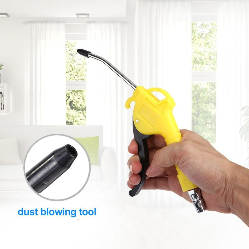 Dust Blower Gun Pistol Trigger Cleaner Spray Guns High Pressure Air Compressor Dust Blower Remover Cleaning Tool
