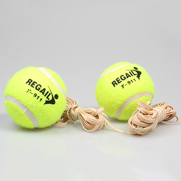 Tennis Trainer Banded Tennis Line Tennis Pressure Tennis Junior Training Tennis Tennis Practice Ball Single Package Tennis Balls