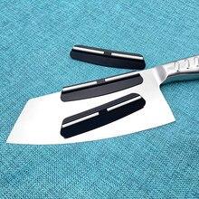 Accesorios de afilado para cuchillos de cocina, guía angular de 15 grados, herramientas de piedra afilada, soporte para cuchillos, hoja de precisión rápida, piedra afilada