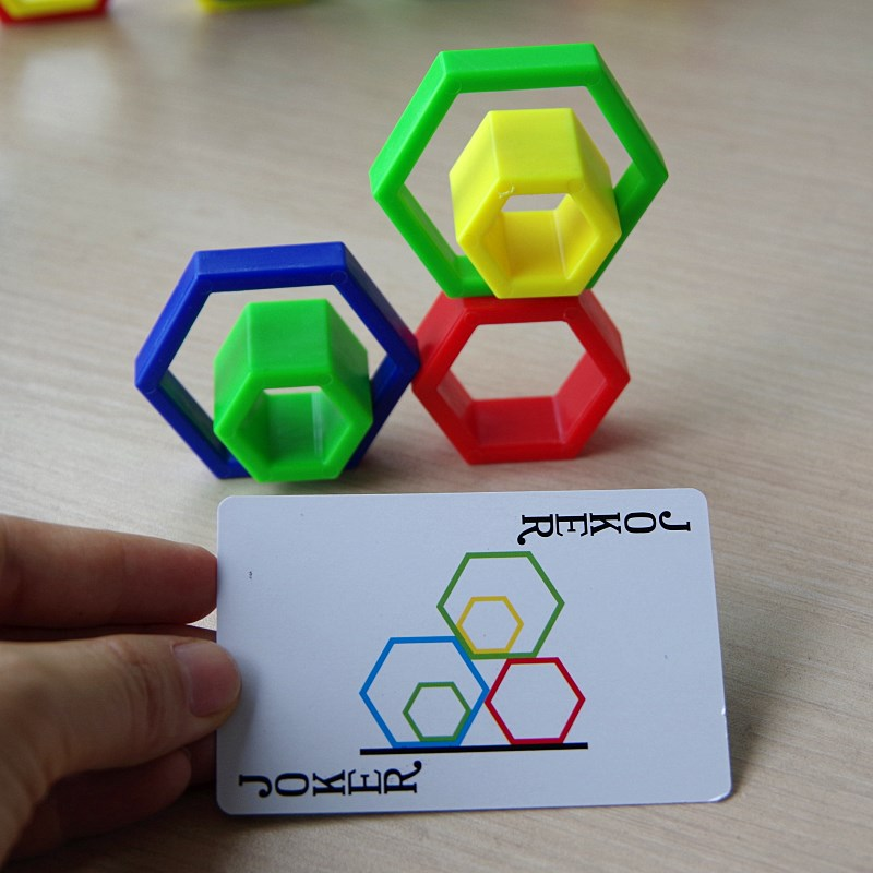 Geometric Reasoning Space Solving Game 9