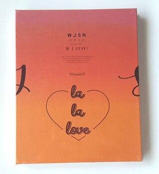 [MYKPOP]~100% OFFICIAL ORIGINAL~  WJSN MINI #6 WJ STAY? CD, KPOP Fans Collection SA19090303