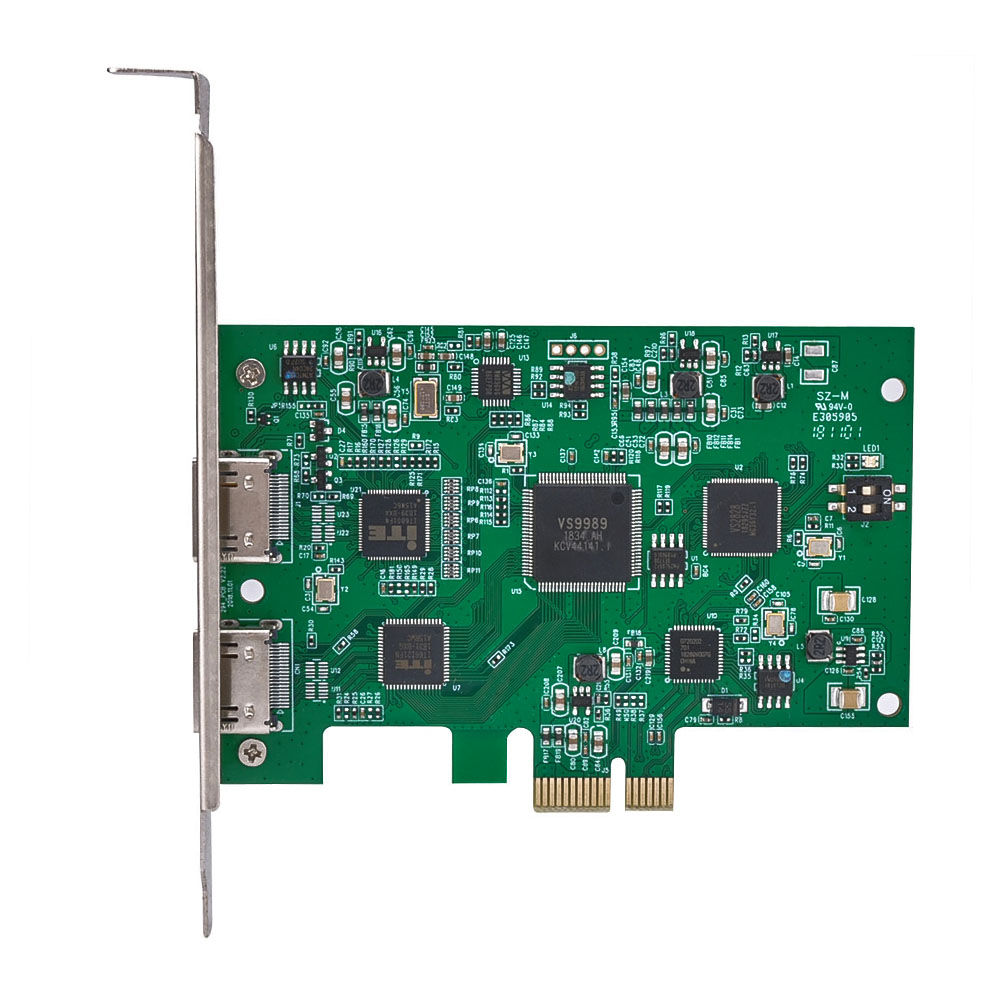 1080P Device Portable HD Video Without Driver Live Broadcast Recorder Durable Computer Practical Streaming Capture Card