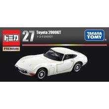 Rüya Tomica araba Toyota 2000GT otomotiv dünya Diecast Metal Model araba açabilirsiniz kapı (Tomica Premium)