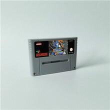 Mega Man & BASS carte de jeu RPG EUR Version anglais batterie économiser