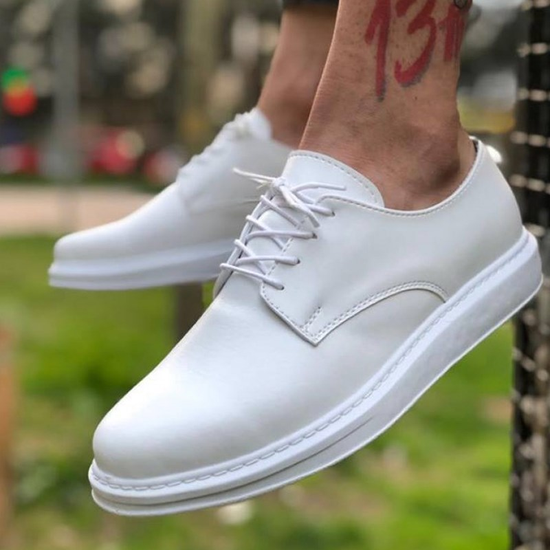 Chekich CH003 Black B.T Male Shoes Comfortable Flexible Fashion Style Leather Wedding Classic Sneakers кеды Spring 2020