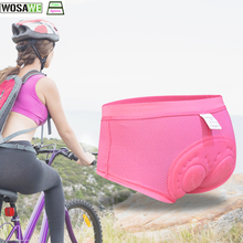 Underwear Bicycle-Shorts Tights Bike 3d-Gel-Padded Mtb Downhill Compression Women's Breathable