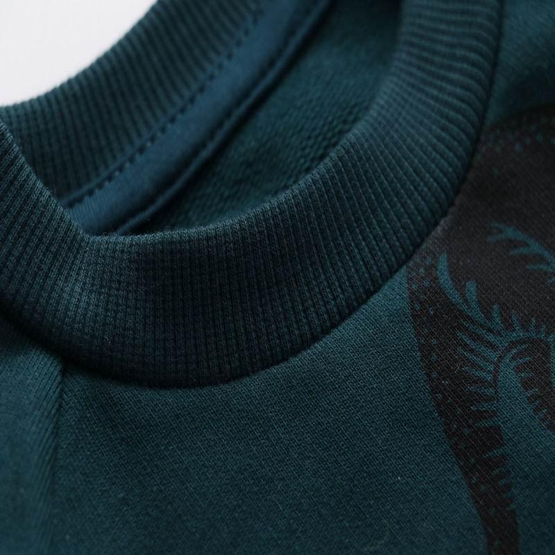 SAILEROAD Autumn Kids Sweatshirts Dinosaur Toddler Kid Baby Girl Boy Clothes Long Sleeve Cartoon Printed T-shirt Tops 2