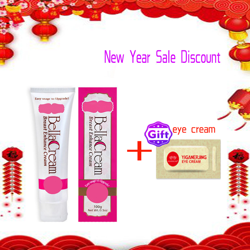 1piece MUST UP Herbal Extracts Breast Enlargement Cream 100g Breast Beauty Butt Breast Enhancement Bella Cream New Powerful