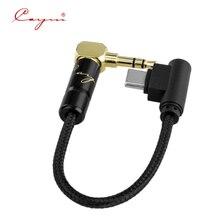 Cayin CS-40TC35 Тип с разъемами типа C и 3,5 мм коаксиальный кабель для Cayin DAPs может работать с DAC с 3,5 мм коаксиальный вход, таких как аккорд Моджо Hugo2