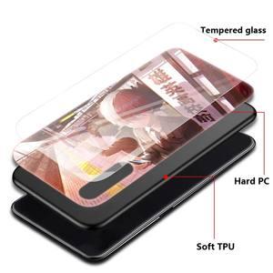 Тестовый чехол для Samsung Galaxy A70 A50 M51 51 A71 5G A40 A20 A10 A41 A31 M31 M21 стеклянный чехол для телефона Capas