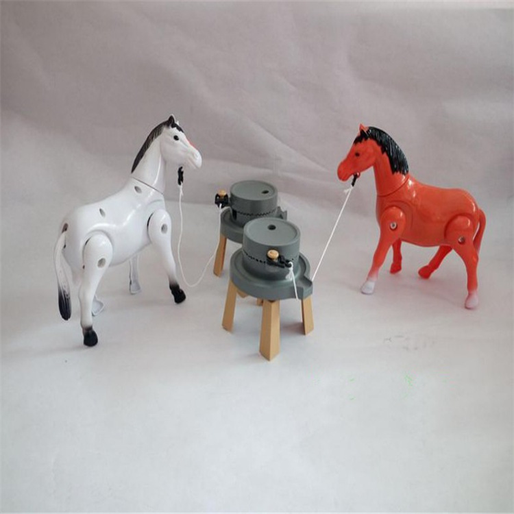 Special Offer Pull Grinding Electric My Little Wholesale Stall Toy Rotating Slalom Horse Yiwu Popular Toy Wholesale