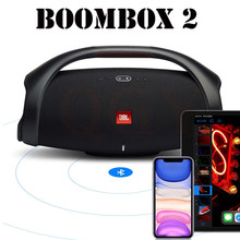 Powerful Boombox 2 Wireless Bluetooth Speaker Hifi IPX7 Waterproof Partybox Sound Bluetooth Speakers Stereo Subwoofer Charge 3
