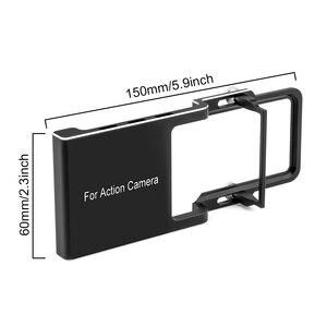 Image 4 - Stabilizer Gimbal Switch Plate Adapter Mount for Gopro Hero 7 6 5 4 3+ for DJI OSMO Zhiyun Feiyu Accessories