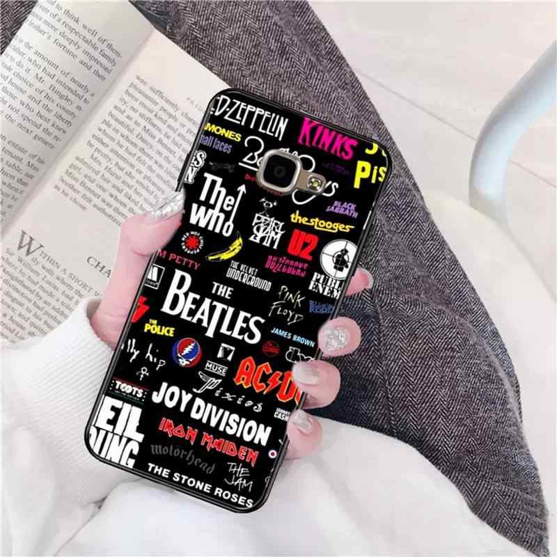 LVTLV klasik Rock And Roll albümleri kolaj 2018 telefon kılıfı için Samsung A10 20s 71 51 10 s 20 30 40 50 70 A30s kapak
