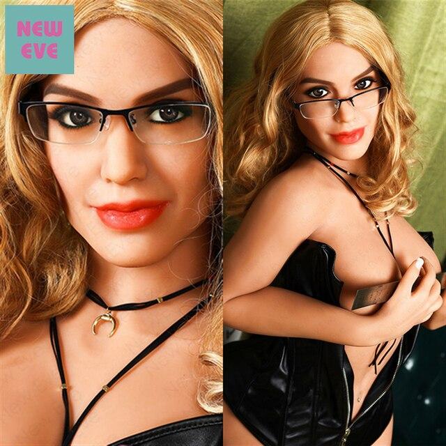 167 ซม.(5.47ft) TPE Sex ตุ๊กตาตุ๊กตาใหญ่สีบลอนด์ Nerd Cool สาว Stripper ขนาดใหญ่ตูดช่องคลอดประดิษฐ์จริงขนาดอเมริกันซิลิโคนเพศตุ๊กตา