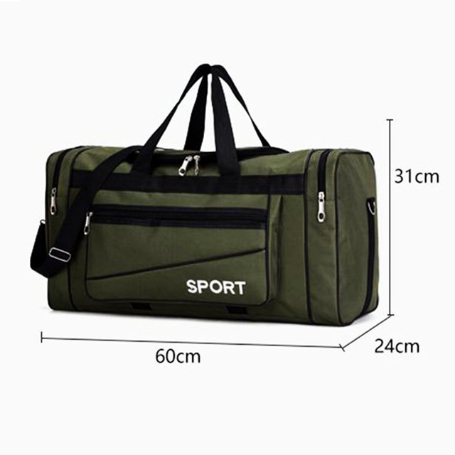 Big Sports Duffel Bag  2