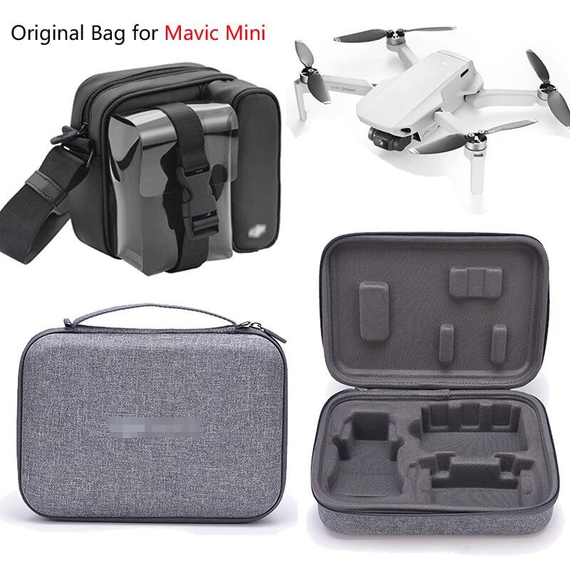 For DJI Mavic Mini Drone Original Storage Bag Mavic Mini Shoulder Bag Carrying Case For DJI OSMO Pocket Osmo Action Accessories
