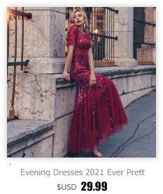 Женское вечернее платье с v образным вырезом и длинным рукавом