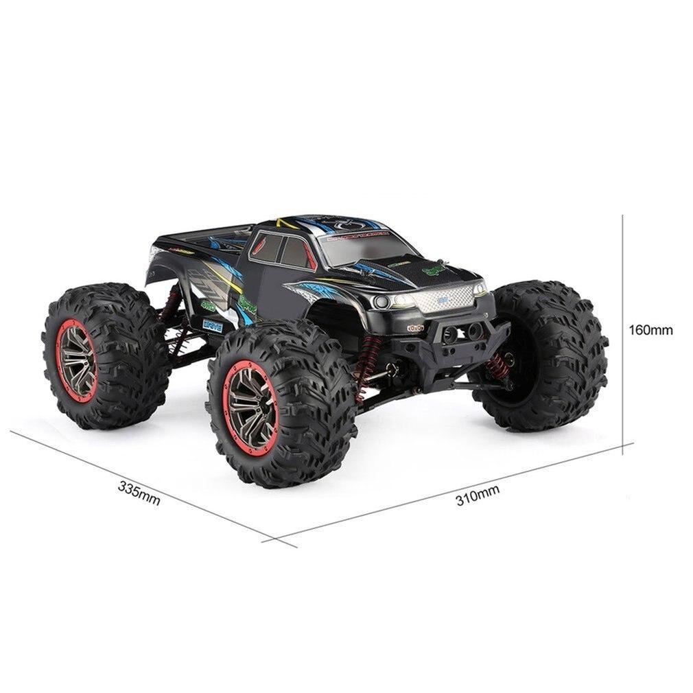 XLH 9125 4WD 1/10 Hoge Snelheid Afstandsbediening Auto Truck Off Road Voertuig Buggy RC Racing Auto Elektronische Speelgoed - 6