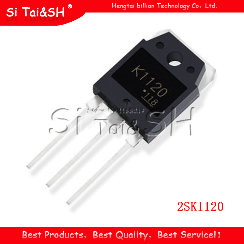 TRANSISTOR 2SK1120 TO-3P K1120
