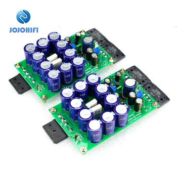 цена на One Pair (2 Boards)Dual Channel A1216 JLH1969 Single-End Class A (BR) Version Rear AMP Amplifier Finished Board
