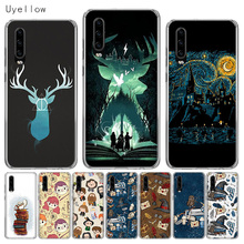 Uyellow Silicone Phone Case For Huawei P