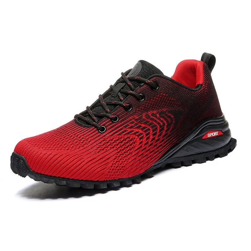 para homens respirável sapatos de caminhada ao