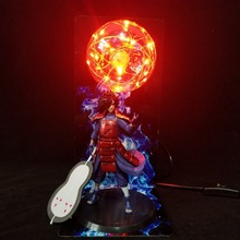 Night Light Animation Naruto Lights Creative LED Lights Uchiha Madara Lights Naruto Lights Colorful Lights Bedroom Table Lamp cheap BRIGHTINWD Atmosphere cartoon CN(Origin) Night Lights Resin NONE Incandescent Bulbs Switch 90-260V HOLIDAY 0-5W Red Green Color