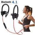 Беспроводные Bluetooth-наушники с шумоподавлением, гарнитура с шейным ободом, спортивные наушники-вкладыши с микрофоном для iPhone Xs Samsung 9